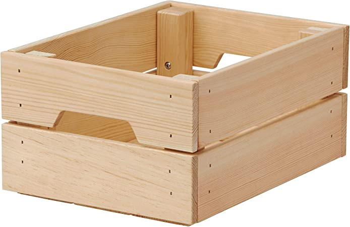 Ikea 102.923.57 - Caja de Madera de Pino (23 x 30 cm): Amazon.es: Hogar