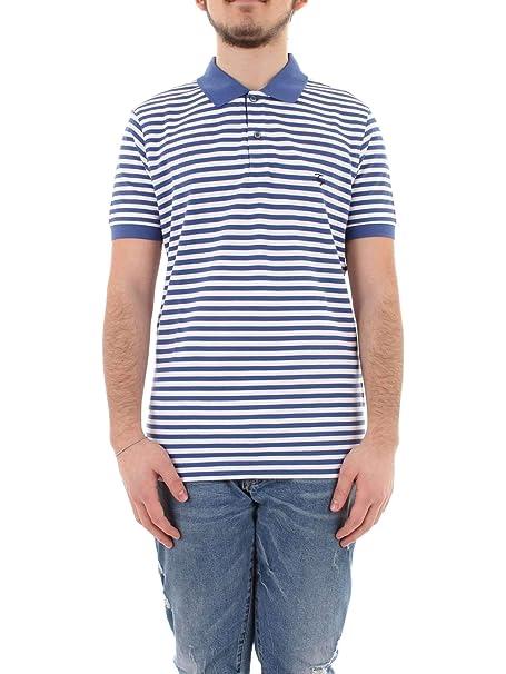 newest 068d9 0a9ac Fay NPMB2381550 Polo Uomo: Amazon.it: Abbigliamento