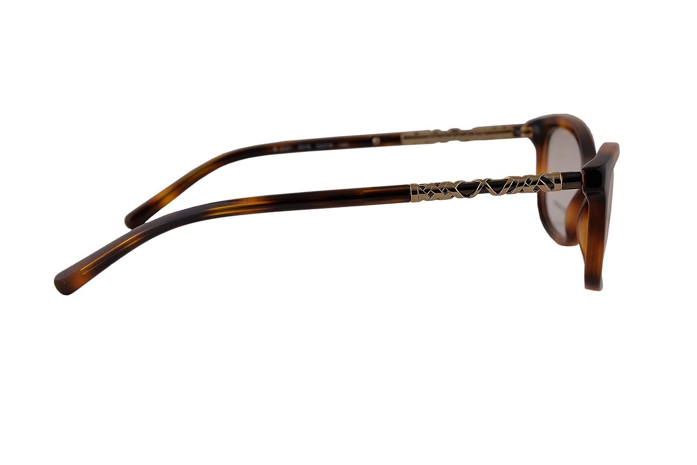 43fb5437d84 Amazon.com  Burberry BE2231 Eyeglasses 52-18-140 Light Havana 3316 BE 2231   Clothing