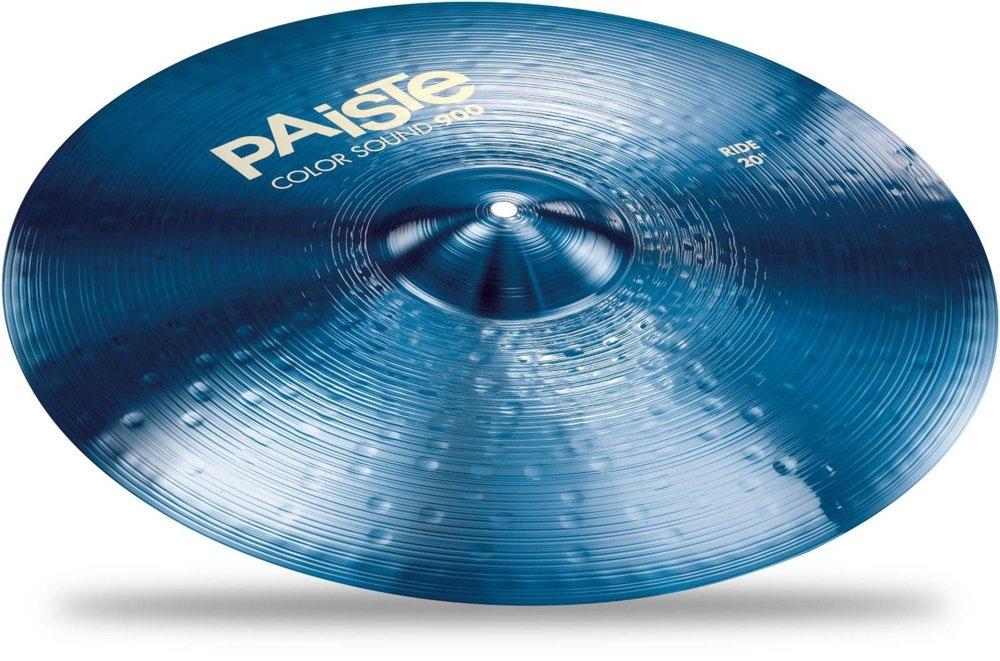 2019年最新海外 PAiSTE (パイステ) Color Color Sound 900 PAiSTE Series Ride 20″ BLUE BLUE ライドシンバル 20インチ B071R6KPPL, 伊香郡:96f326e8 --- a0267596.xsph.ru