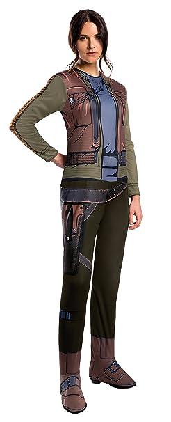 Amazon.com: Disfraz de Jyn Erso de Star Wars para mujer ...