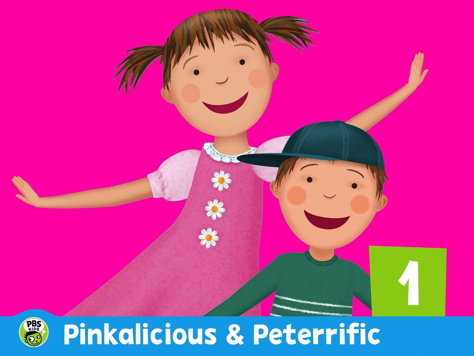 amazon com pinkalicious and peterrific season 1 kayla erickson