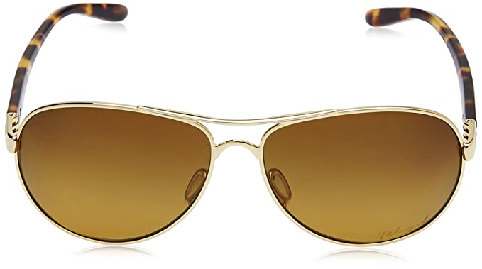 a10e719f8e Amazon.com  Oakley Womens Feedback Polarized Sunglasses