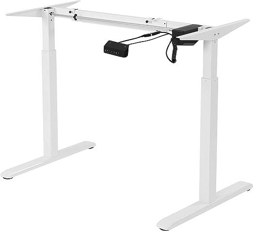 Escritorio eléctrico de altura ajustable escritorio de altura ...