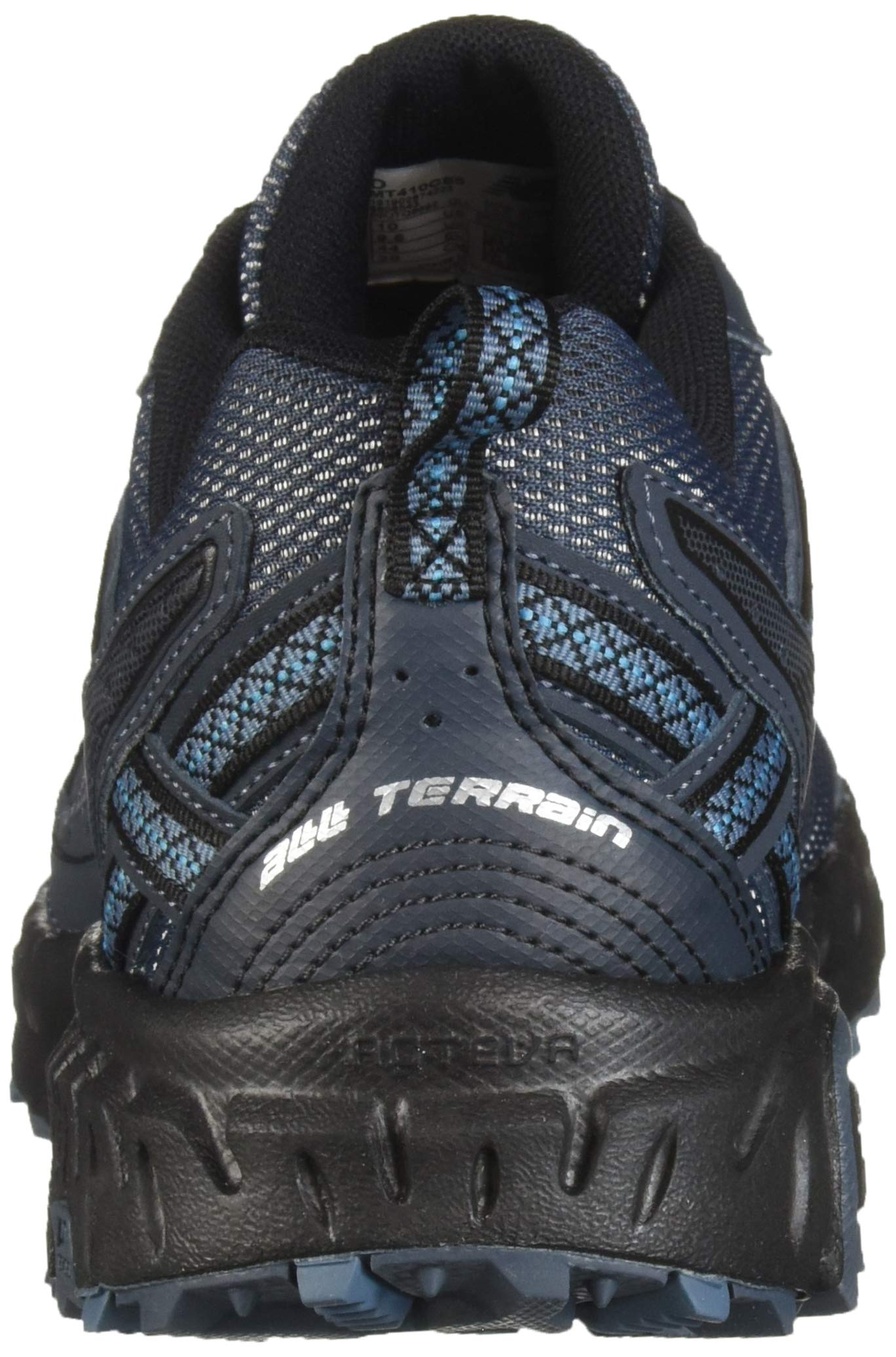 New Balance Men's 410v5 Cushioning Trail Running Shoe, Petrol/Cadet/Black, 7 D US by New Balance (Image #2)