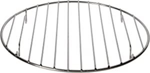 """Mrs. Anderson's Baking 43192 Round Kitchen Cooling Rack Chrome, 9.75"""""""