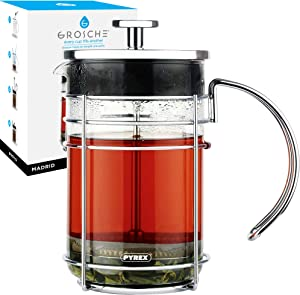 GROSCHE-Madrid-French-Press-Coffee-Maker-and-Tea-Press