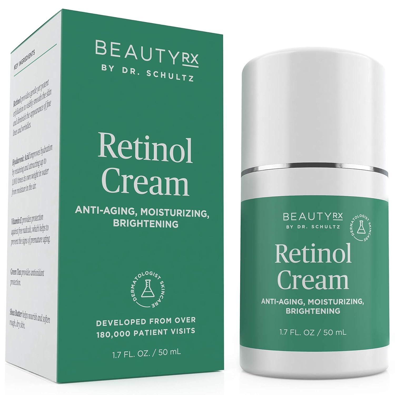 Beauty Rx by Dr. Schultz Retinol Cream Moisturizer