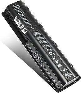 New mu06 mu09 Spare 593554-001 593553-001 Laptop Battery for HP Compaq Presario G72 G62 G42 CQ32 CQ42 CQ62 HP Pavilion G6 G7 G6-1D38DX G6-1d21DX DV5 DV6 DV7 HP 2000 Notebook Pc 10.8V 47WH Battery