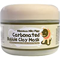 Elizavecca Milky Piggy Carbonated Bubble Clay Mask, 100 gm
