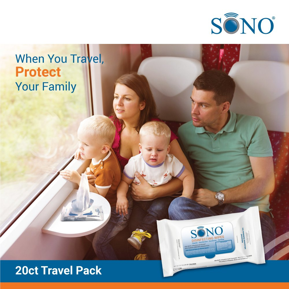 Image result for SONO MEDICAL DISINFECTANT WIPES