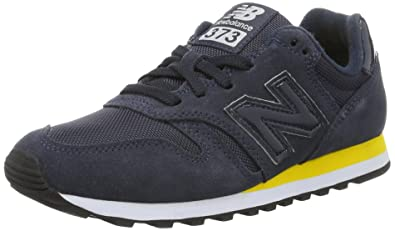 new arrival 34443 1567a New Balance Men's ML373BY Low-Top Sneakers, Blue (Navy 410 ...