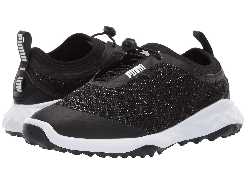 祝開店!大放出セール開催中 [プーマ] Sport レディースランニングシューズスニーカー靴 Brea Fusion Sport [並行輸入品] B07N8H1TTM (22cm) Fusion PUMA Black/White 5.5 (22cm) B - Medium 5.5 (22cm) B - Medium|PUMA Black/White, いい友:bc334db5 --- book.officeporto.com