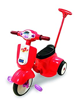 Feber Scooter 3x1 - Motocicleta eléctrica, para niños y ...
