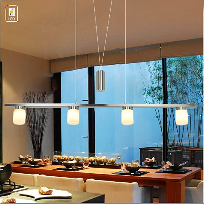 FOSHAN MINGZE 18W Glas Dimmbar LED Pendelleuchte Esstisch ...
