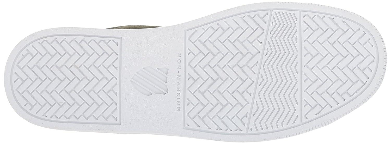 K-Swiss B01N4TRZU7 Women's Court Frasco Sneaker B01N4TRZU7 K-Swiss 9.5 B(M) US|Olive Night/Gold 20b235