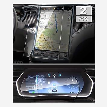 YEE PIN Car Navigator Protective Film Anti-Explosion Car Navigation Screen Toughened Film My Link 7 Inch HXY