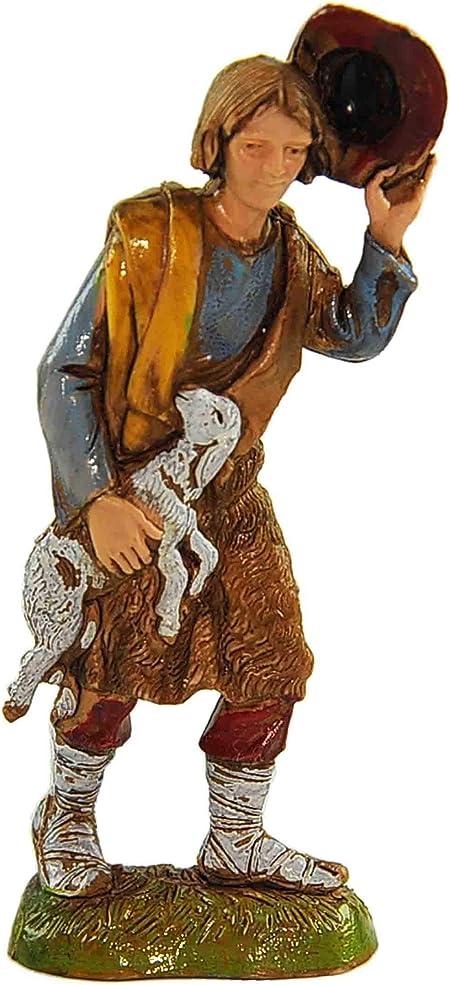 Landi 700 cm).10 Pastor con oveja y sombrero: Amazon.es: Hogar