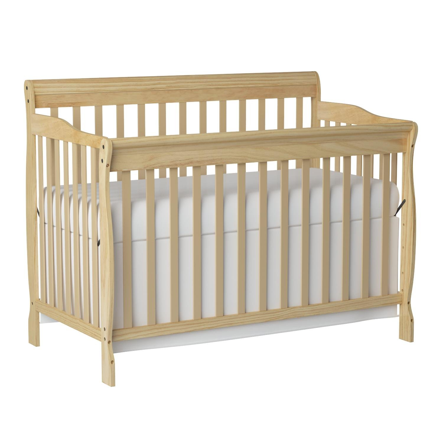 Dream On Me Ashton 5 in 1 Convertible Crib, Natural by Dream On Me (Image #10)