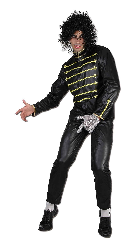 Perkins-Humatt 51273 - Disfraz de Michael Jackson para hombre ...