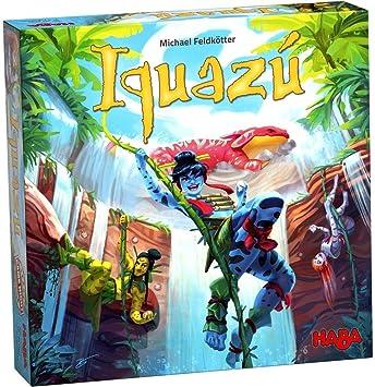 Outletdelocio. Juego de Mesa Haba. Iquazu. Edicion en Castellano: Amazon.es: Juguetes y juegos