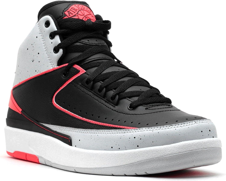 Jordan 2 Retro Men's Shoes Black