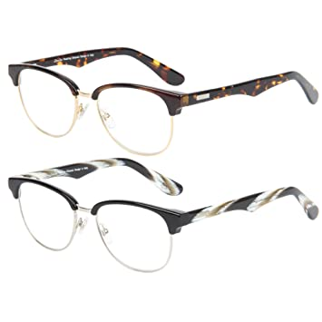 5c94d8ab40d4 LianSan Mens Women Wayfarer Reading Glasses Fashion Readers 1.00 1.5 2.0 2.5  3.0 3.5 4.0 2