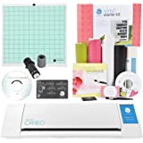Silhouette Cameo Electronic Cutting Machine Vinyl Starter Kit Bundle