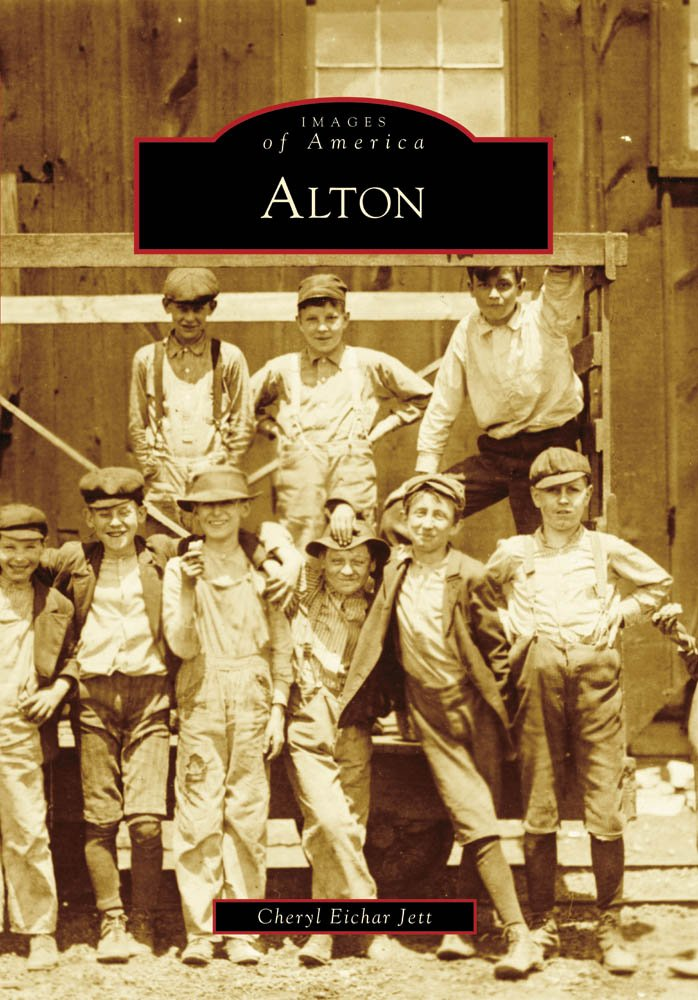 Download Alton, IL (IMG) (Images of America) pdf epub