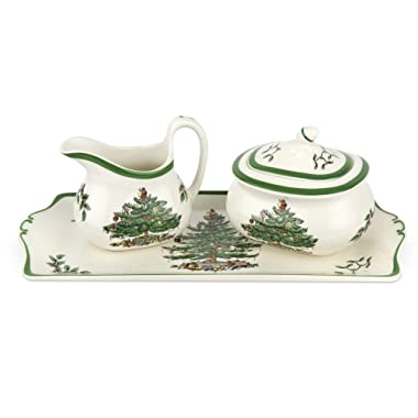 Spode Christmas Tree 3-Piece Serving Set