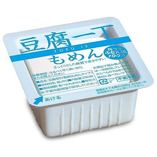 ジオデザイン 付箋  豆腐一丁 もめんTMS-1