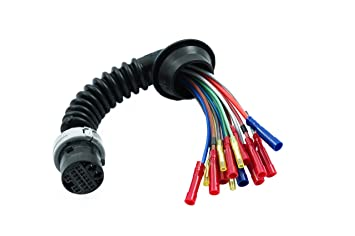 Excellent Rear Wire Harness Repair Kit For Opel Zafira B Doors With Electric Wiring Database Ilarigelartorg
