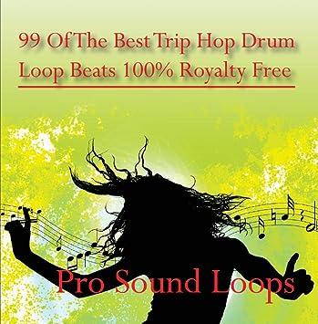 Pro Sound Loops - 99 Of The Best Trip Hop Drum Loop Beats