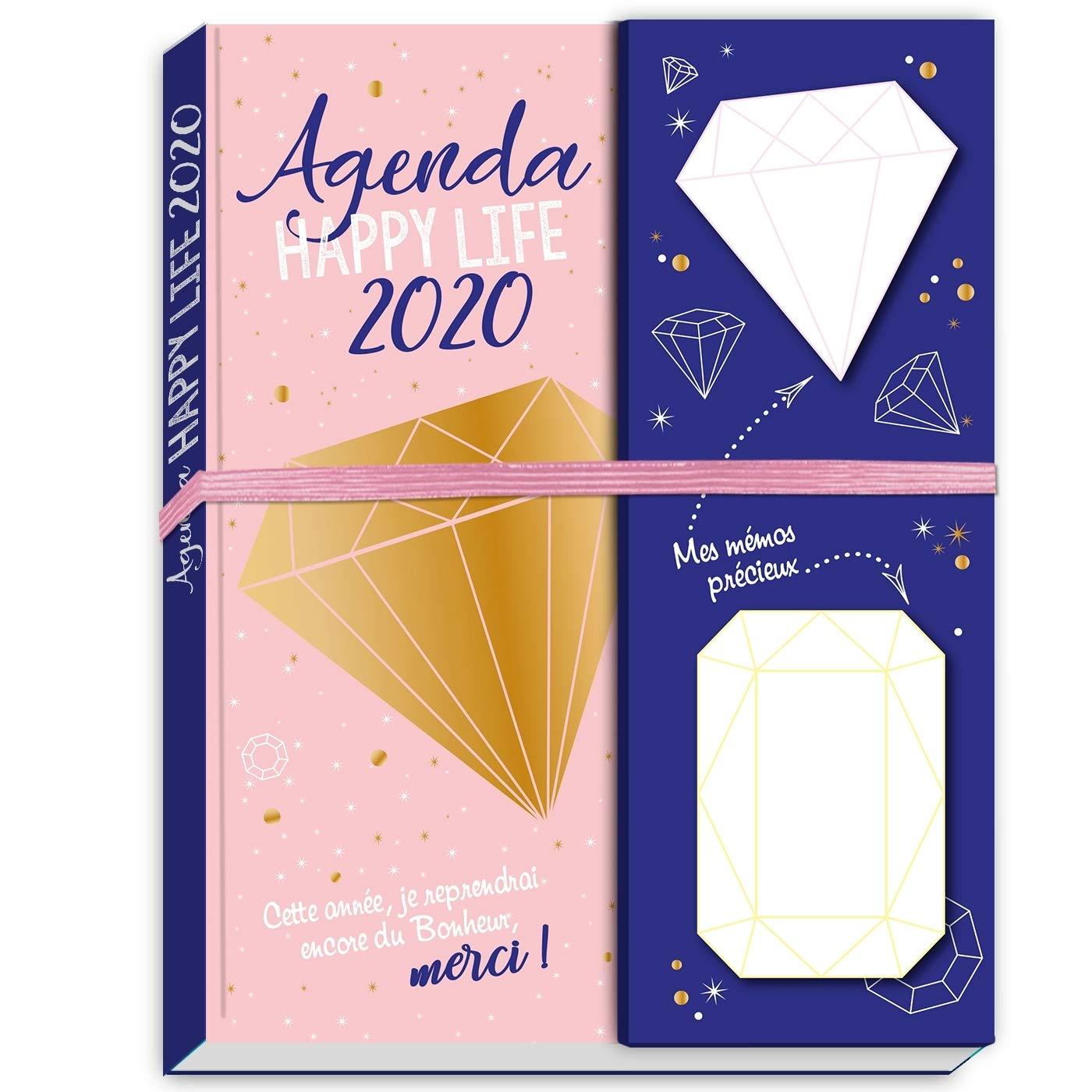Agenda 2020 Happy Life! de sept 2019 à décembre 2020 P.BAC ...