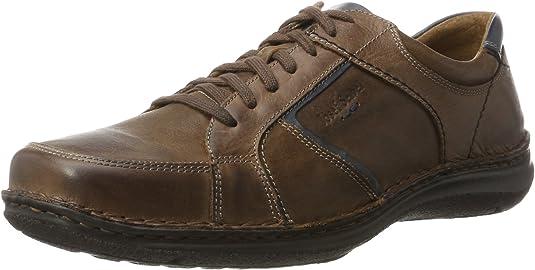 TALLA 40 EU. Josef Seibel Anvers 49, Zapatos de Cordones Derby Hombre