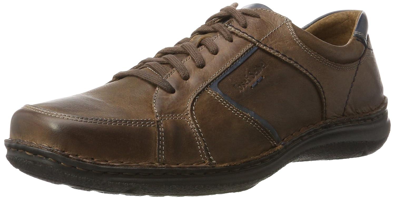 TALLA 40 EU. Josef Seibel Anvers 49, Zapatos de Cordones Derby para Hombre