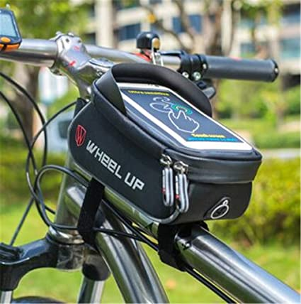 Zero Fan Borsa Per Bicicletta Borsa Per Telaio Per Bici Custodia
