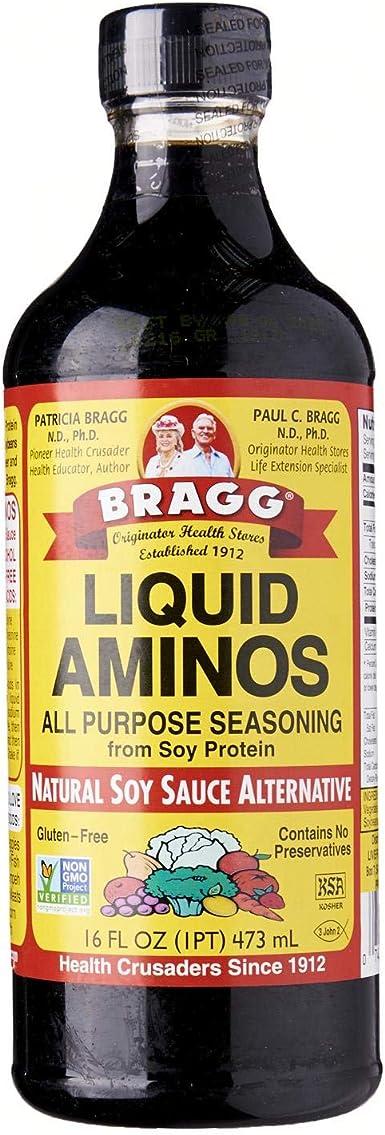 Bragg - Liquid Aminos - 473ml (Case of 12)