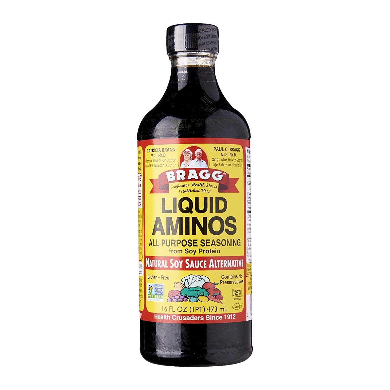 Bragg Liquid Aminos Seasoning, 16 oz