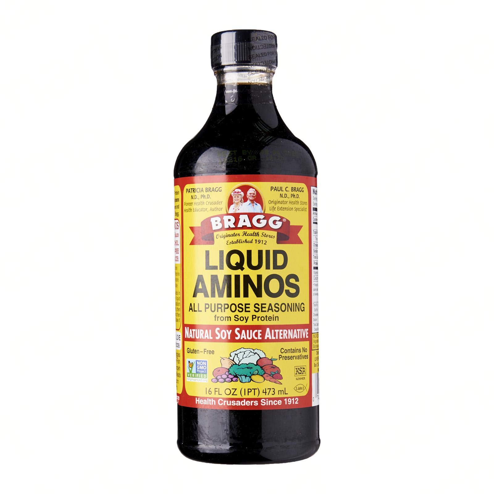 Bragg, Liquid Aminos, 16 oz