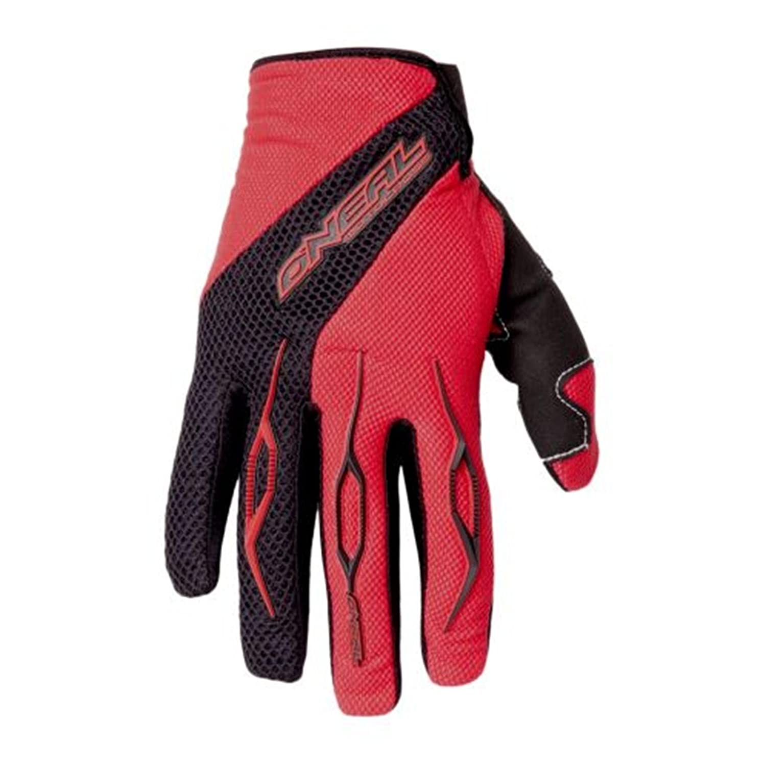 ONeal Element Glove 2013 RACEWEAR Red Rot Downhill Fahrrad Handschuh 0398R