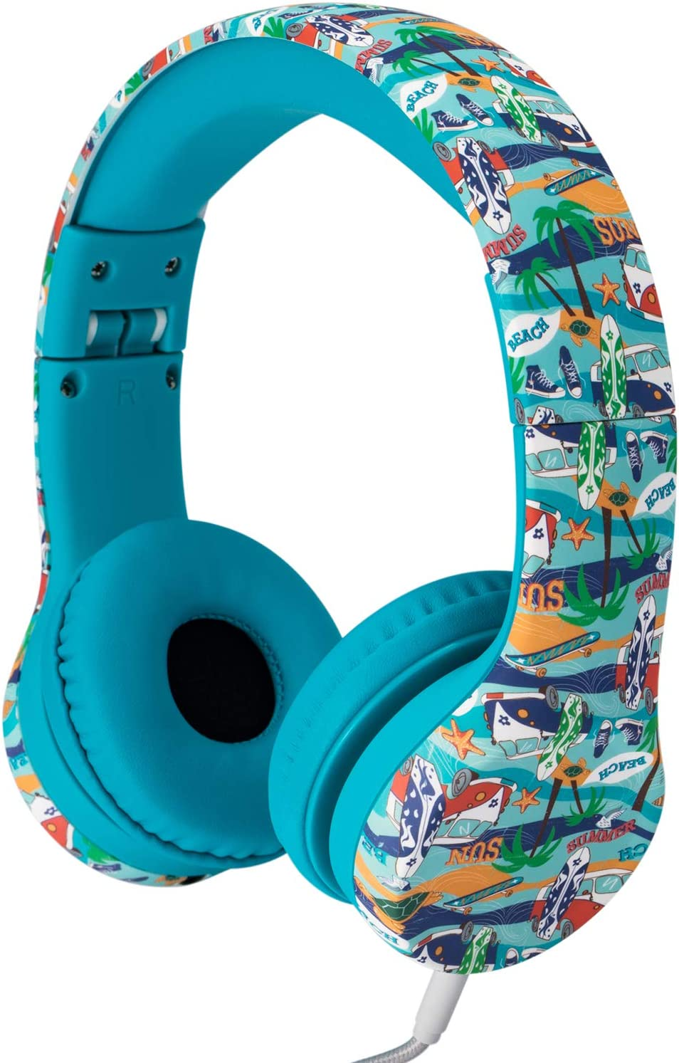 This is one of the best headphones for the tedders on the plane and also  for the used of kids and babies