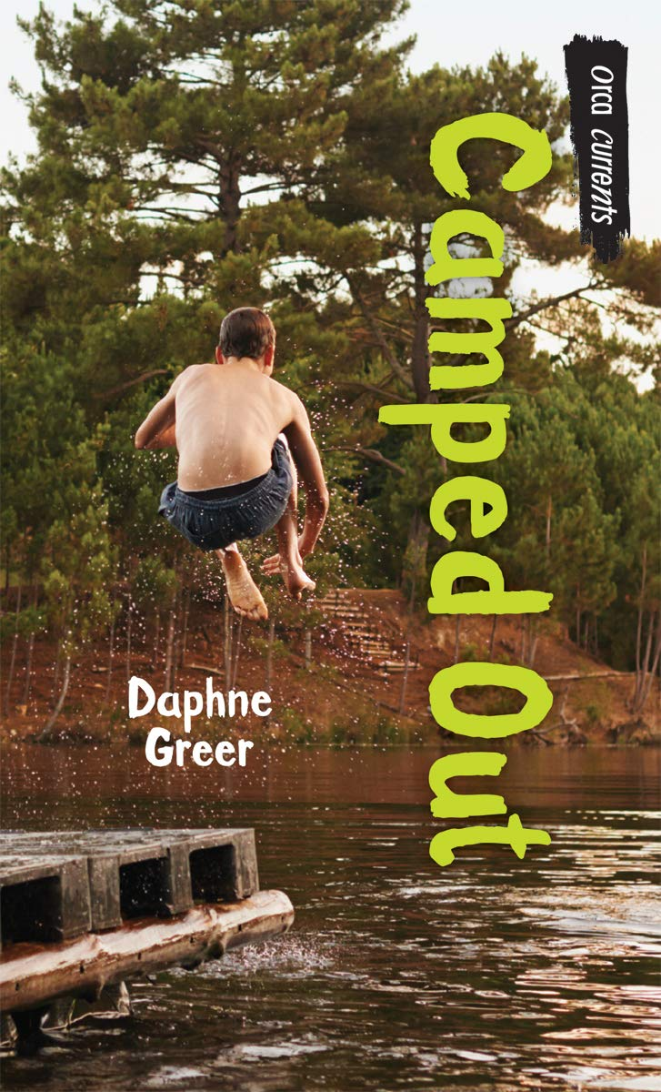 Download Camped Out (Orca Currents) pdf epub