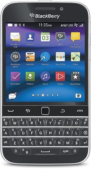 BlackBerry Classic, Black 16GB (ATu0026T)
