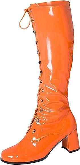 lace up gogo boots uk