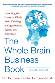 Amazon the leading brain neuroscience hacks to work smarter the whole brain business book second edition unlocking the power of whole brain thinking fandeluxe Images