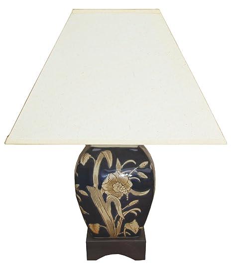 Small Art Nouveau Style Table Lamp