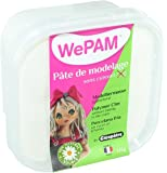 Wepam PFWBBB-145 Porcelaine à modeler 145 g Blanc