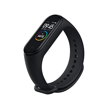 Amazon.com : Xiaomi Mi Band 4 AMOLED Color Screen Wristband ...