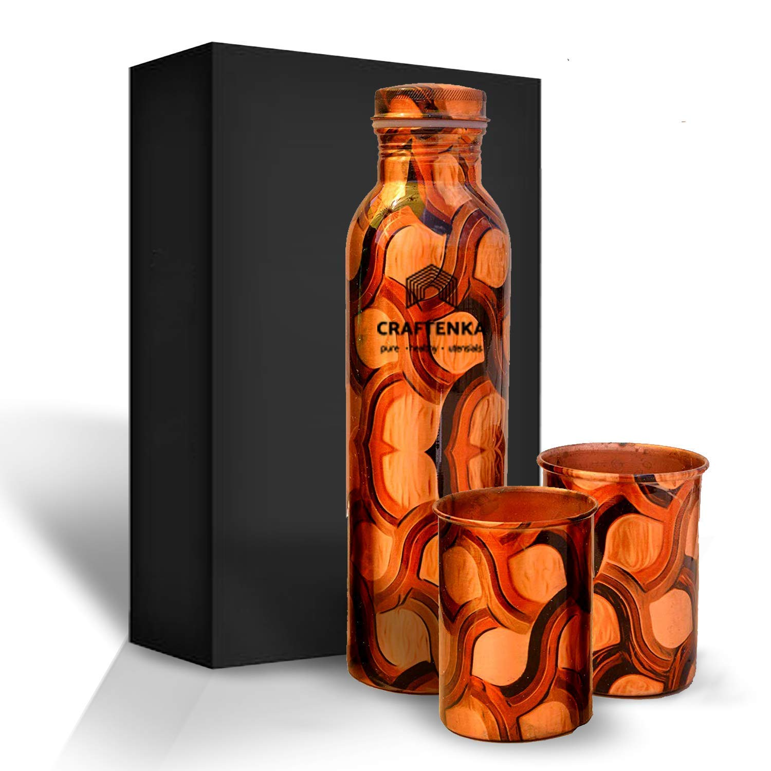 Smart Kitchen - Copper Gift Set